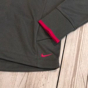 Nike Tops - *Nike* Golf Pull Over size Small